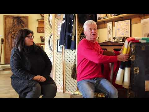Interview with Tecumseh Historical Museum staff