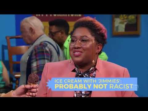 Full Frontal with Samantha Bee: Racist Roadshow Skit