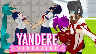 KOKONA MURDERED BY 2 TITAN MINDSLAVES! - Yandere Simulator Update (Gaming Club Yandere Sim Gameplay)
