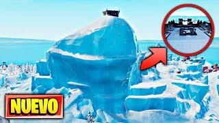 NEW SECRET AREA WITHIN THE ICEBERG **SEASON 7** FORTNITE: Battle Royale