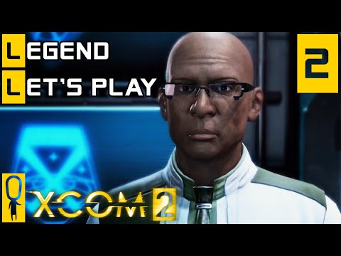 XCOM 2 - Part 2 - Download Equipment Allocations - Let's Play - XCOM 2 Gameplay [Legend Ironman]