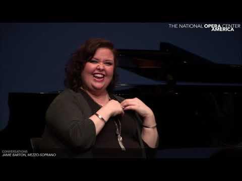 Conversations: Jamie Barton, Mezzo-Soprano