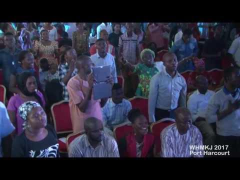 Nathaniel Bassey Ministering
