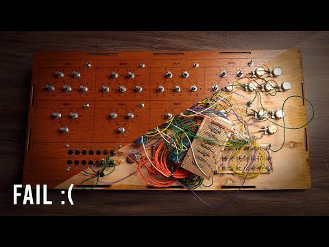 I FAILED. My MIDI controller disaster history...