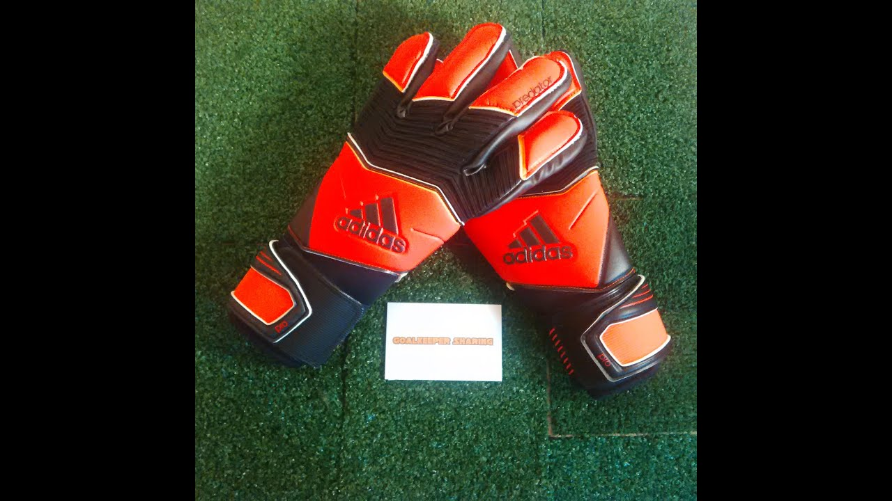 Nike Goalkeeper Gloves Youtube: Adidas Predator Zone Pro Goalkeeper Gloves Preview