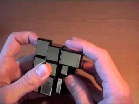 """Как собрать """"Зеркальный куб"""""""