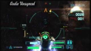 Project Sylpheed GamePlay: Mission#1