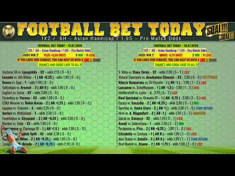 Bet Predictions Football