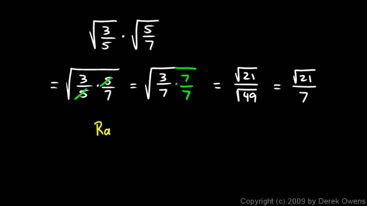 how to solve radical equations with fractions