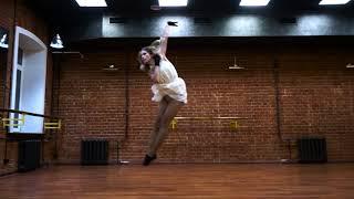 Любовь - преподаватель по Джаз Модерну в Академии Танца