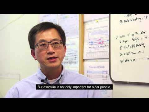 Professor Stephen (Cheng-en) Yu, PhD -  Keeping Your Brain Active