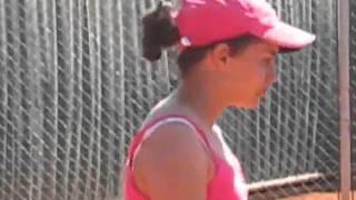 2009 Maroc - Casablanca, Championnat d' Afrique Juniors ITF Warm