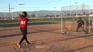 Morgan Parsons - 2017 First Base/Outfield