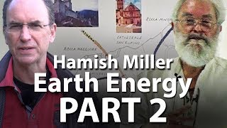 Hamish Miller on earth energy - the earth is listening part 2