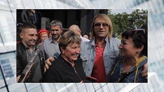 Олег Винник готується до виборів