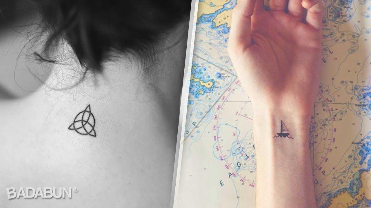 14 Tatuajes Con Un Increíble Significado Youtube
