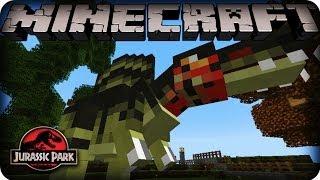 Minecraft Dinosaurs Mod - SEASON 2 - Ep # 15 'ANOTHER SAD SACRIFICE!'
