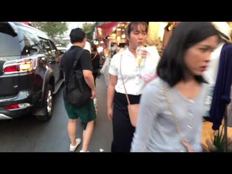曼谷恰圖恰市集~聽說有8個足球場大 《曼谷自由行EP10》