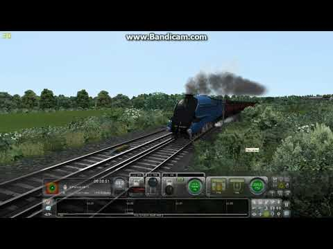Train Simulator Mallard A4 LNER  