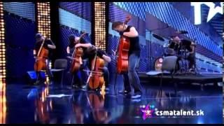 Česko Slovensko má talent - ARRHYTHMIA