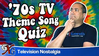 '70s TV Theme Song Quiz | Do You Know Your GenX Television Theme Songs?