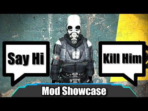 A Role-Playing Game Stuck Inside Of Gmod! | Garry's Mod | Mod Showcase thumbnail