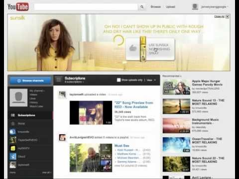 Sunsilk - Interactive Masthead - Malaysia