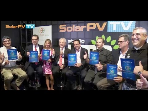 Kick-Off Visionary Panel Discussion of SolarFUTURE.today campaign moderated by Jigar Shah