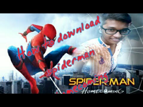 How to download Spiderman home coming in...
