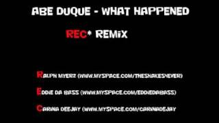 Play What Happened? (R.E.C. Remix)
