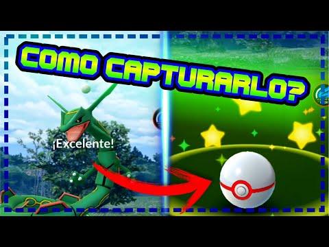 🔥 COMO CAPTURAR A RAYQUAZA? - Pokemon GO thumbnail