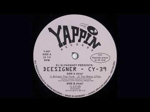 Deesigner - Bringin The Funk