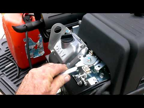 how to break in a new engine