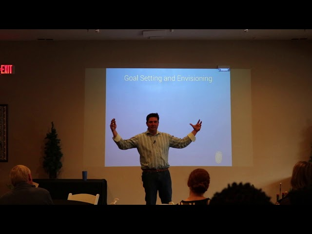 Faith in Business Goal Setting and Envisioning