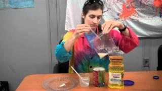 Cornstarch Plastic: a fun, at-home science experiment