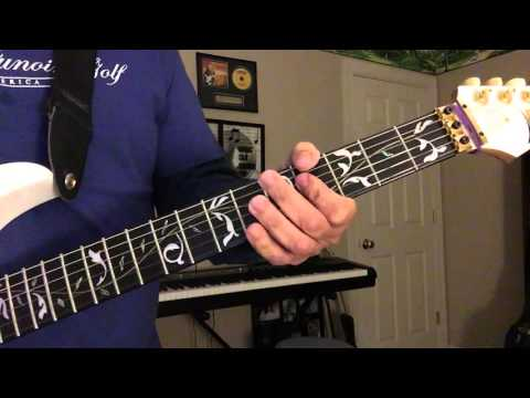 """The Everlasting"" by Fellowship Church in E Guitar Tutorial"