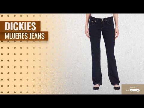 10 Mejores Ventas Productos De Dickies: Dickies Women's Relaxed Bootcut Jean