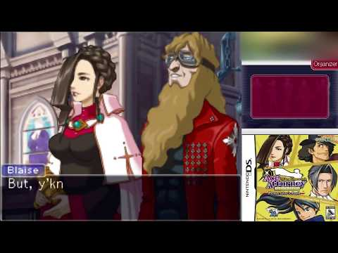 Ace Attorney Investigations 2 - Case 4 - Part 8 (English)