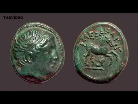 Çok Kıymetli Antik Sikke Altın Hazine Para Define !