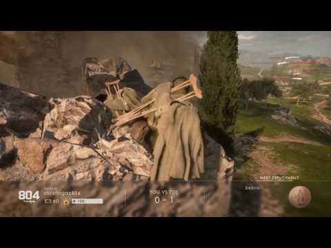 Battlefield™ 1 taking iron walls and Adriatic coast