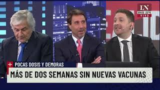 El Pase 2021 entre Eduardo Feinmann y Jonatan Viale - 16/03/2021
