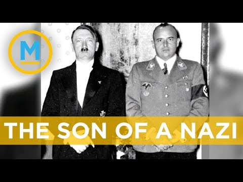 Growing up as the son of a key member of Adolf Hitler's inner circle   Your Morning