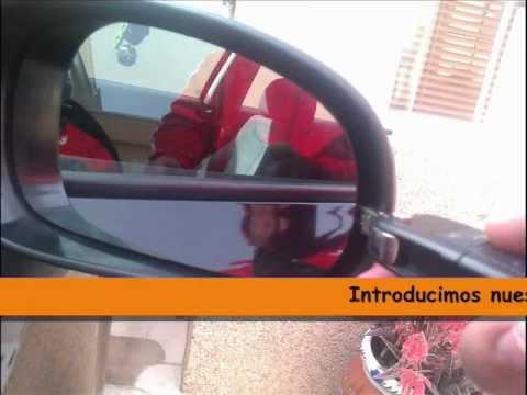 Tutorial engrasar retrovisores seat leon 2 youtube - Espejo retrovisor seat ibiza ...