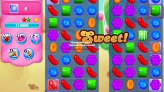 Candy Crush Saga Level 1554 NO BOOSTERS no timed level