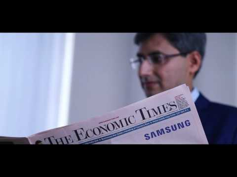 I have to and I love to read 'The Economic Times', says Abhishek Malhotra, Partner A.T. Kearney
