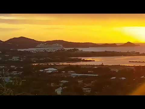 Work From Anywhere | Travel The World Get Paid | Caribbean Sunset