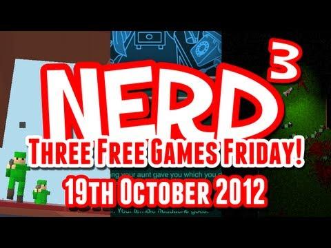 Nerd³'s Three Free Games Friday - 4