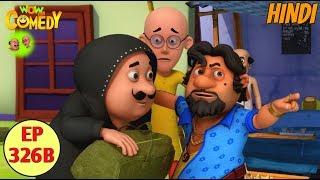 Motu Patlu 2019 | Cartoon in Hindi | 3D Animated Cartoon Series for Kids| John Ka Eye Check Up Camp