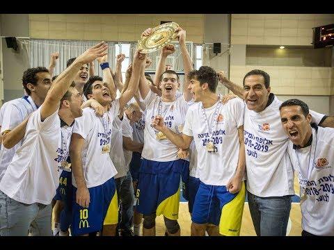 U18 Israeli Champions Maccabi Teddy Tel Aviv