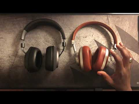 Bowers and Wilkins PX vs Master and Dynamics MW60's